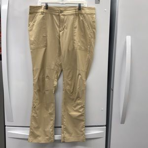 Women's Columbia Pilsner Peak Pants Size 16
